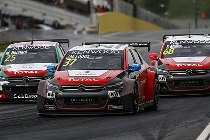 José María López lidera un doblete de Citröen en la segunda carrera