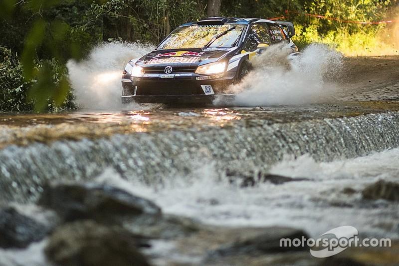 Championnats - Paddon passe deuxième, VW toujours devant
