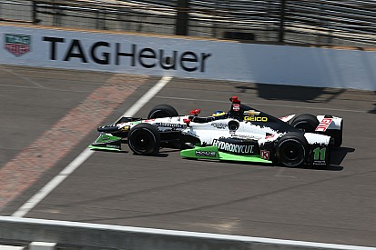 Stefan Wilson's Indy 500 drive set to be confirmed by KVSH