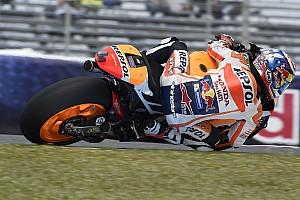 """MotoGP Noticias Pedrosa: """"El problema lo tiene el campeonato y Michelin, no las marcas"""""""
