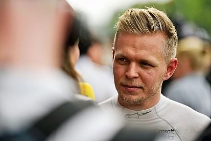"""Magnussen met en avant """"les belles courbes"""" du circuit de Sotchi"""