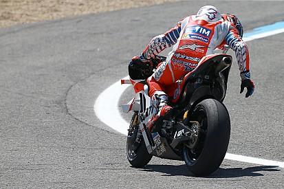Ook Spaanse Grand Prix flinke domper voor Ducati
