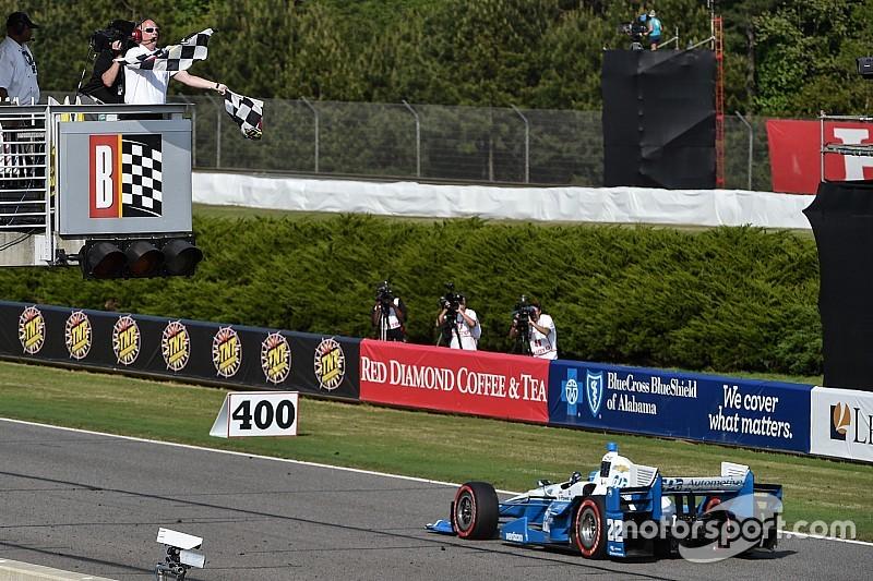 Pagenaud gana segunda carrera consecutiva de IndyCar