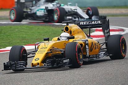 Renault en quête d'appui et de grip mécanique