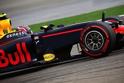 """Kvyat - """"Tout est possible"""" pour Red Bull"""