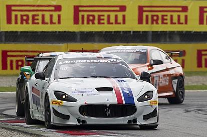 Le Maserati dominano la tappa di apertura a Monza