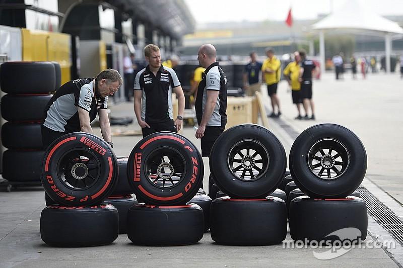 Reifenwahl in der Formel 1 2017 ein Lotteriespiel?