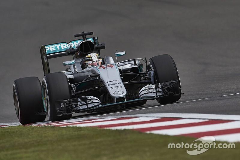 Hamilton pourra réutiliser le moteur des qualifications de Chine