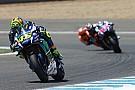 El secreto de Rossi está en el puño del gas