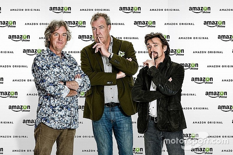 Clarkson heeft nog steeds geen naam voor nieuwe autoshow