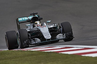 Hamilton reutilizará el motor que falló en China