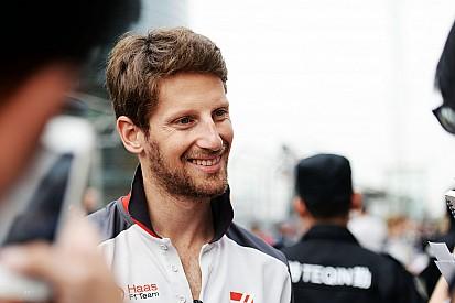 """Grosjean - """"C'est dans les situations difficiles qu'on apprend le plus"""""""