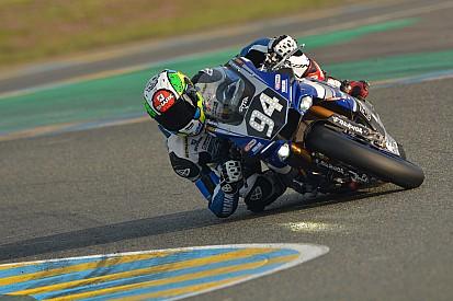 Il team Pata Yamaha sostituisce l'infortunato Marino con Rossi
