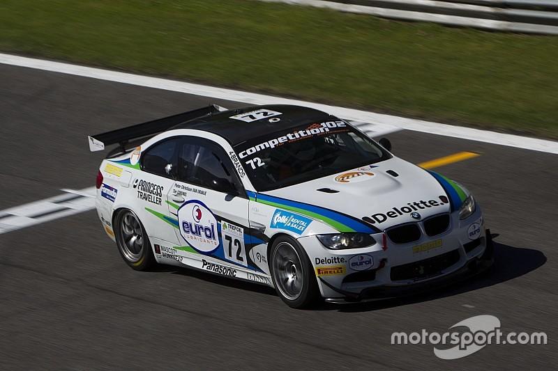 Tim Coronel vlamt op Monza bij rentree circuitracen