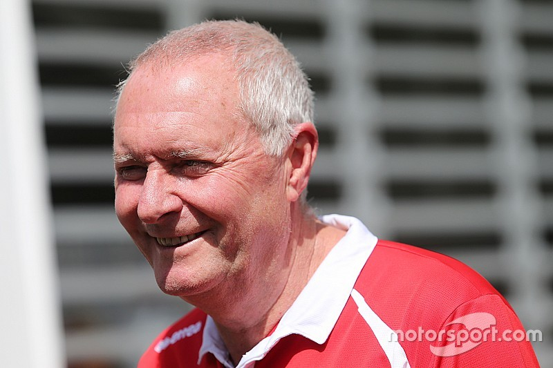 Booth joins Toro Rosso as director of racing