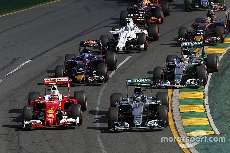 Formel 1 2017: Autos werden schneller, Motorenfrage noch offen