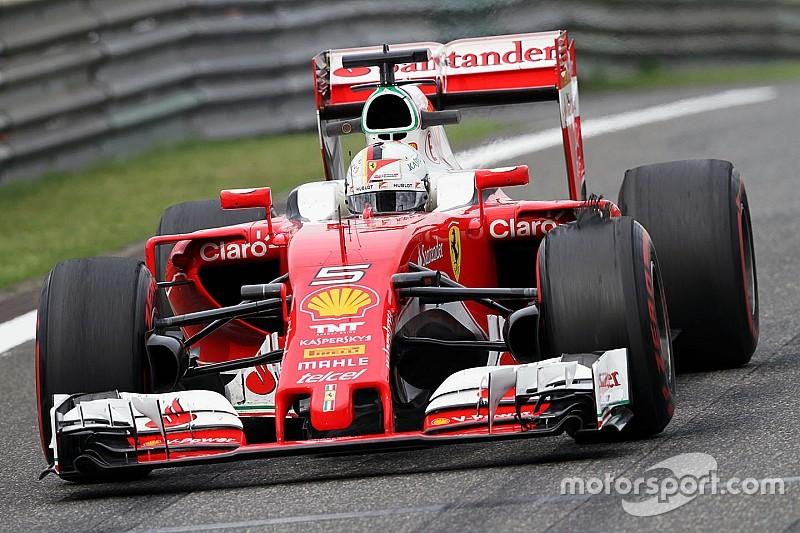 Ferrari introduceert nieuwe voorvleugel en verbeterde motor in Rusland