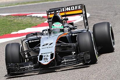 Force India attendait beaucoup plus de son début de saison