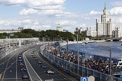 Moscow Formula E race set for cancellation