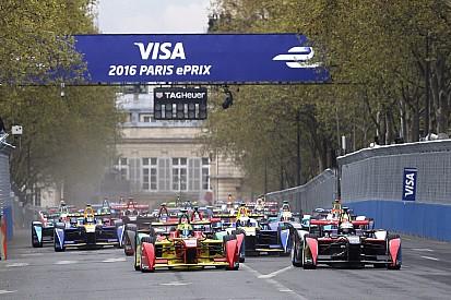"""""""Parigi location migliore di sempre per la Formula E"""""""