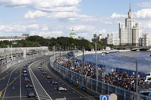 Fórmula E Penúltimo da F-E, ePrix de Moscou deverá ser cancelado