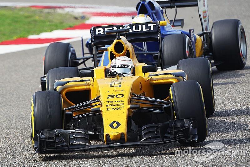 Renault não vê desculpas para mau início de ano