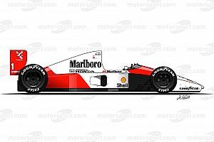 Alle Formel-1-Autos von Ayrton Senna