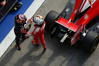 Kvyat, convencido de que Vettel cometió el error en China