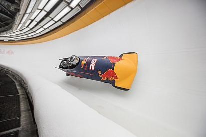 Galeria: Kvyat anda de bobsled com seleção olímpica russa