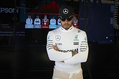 Hamilton espère une fin de carrière comme Valentino Rossi