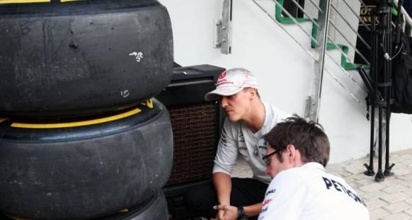 Schumacher, Pirelli eleştirisini sürdürüyor