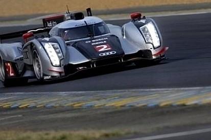Hybrid Audi E-Tron, Spa'da ilk pole pozisyonunu aldı
