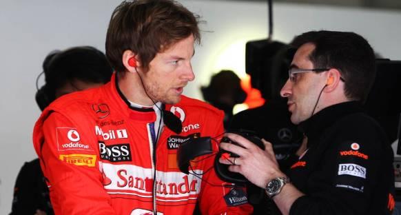 'Button geçen yıl Ferrari'den teklif almış'
