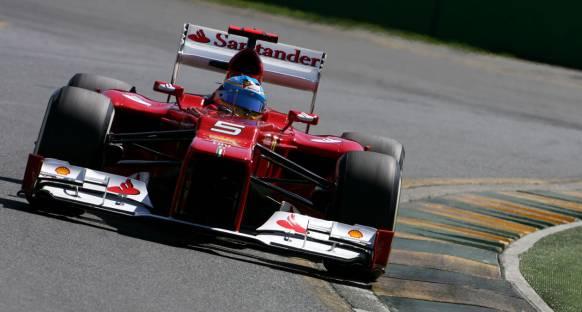 Alonso , Malezya'da gelişim beklemiyor