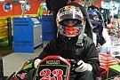 Kubica kart aracıyla sürüş yaptı