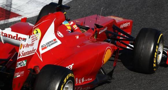 De la Rosa: Ferrari göründüğünden daha hızlı
