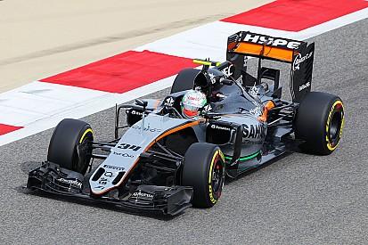 Alfonso Celis Jr sulla Force India nelle Libere 1 anche in Russia