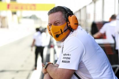 Brown: Formel 1 sollte Verfälschungen durch Netflix akzeptieren