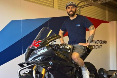 Gelungener Testauftakt trotz Sturz: Jonas Folger harmoniert mit seiner BMW