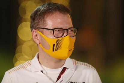 """Andreas Seidl: 46 Sekunden Rückstand """"ermutigend"""" für McLaren"""