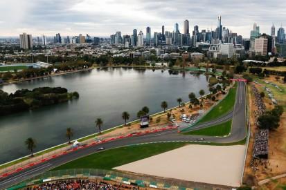 Änderungen im Albert Park: Melbourne-Runde wird fünf Sekunden schneller