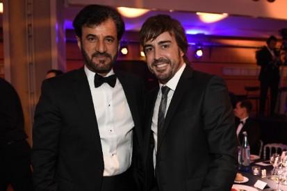 Ehemaliger Rallyefahrer Ben Sulayem bewirbt sich um FIA-Präsidentschaft