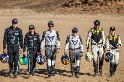 Button, Loeb, Ekström: Das sind die Stars der Extreme E