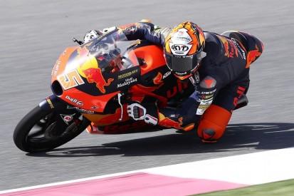 Moto3 FT1 in Katar (2): Auftaktsieger Jaume Masia erneut vorn