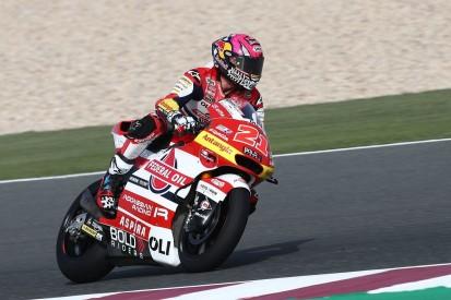 Moto2 FT1 in Katar (2): Di Giannantonio mit Bestzeit, Schrötter in den Top 10