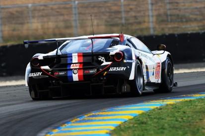 Reserveliste 24h Le Mans 2021 umfasst nur vier Starter