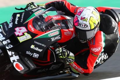 MotoGP FT1 in Katar (2): Aleix Espargaro beschert Aprilia die Bestzeit