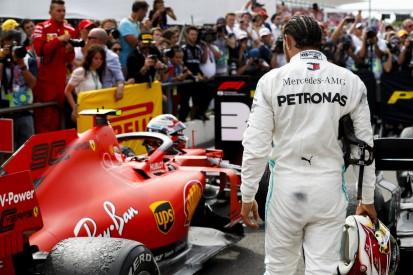 Auge fürs Detail: Wie Lewis Hamilton bei der Konkurrenz spioniert