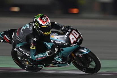 Moto3 FT2 in Katar (2): Tagesbestzeit für Binder - Kuriose Szenen in Schlussphase