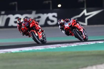 MotoGP FT2 in Katar (2): Ducati am Freitag mit drei Fahrern an der Spitze